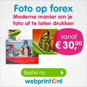 webprint foto op forex