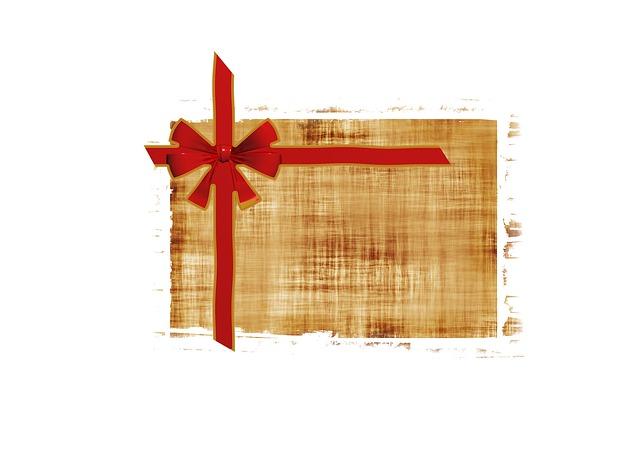 cadeaubon onpersoonlijk