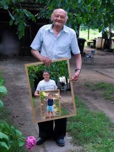 generaties fotolijst