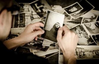 Creatief met afgedrukte foto's